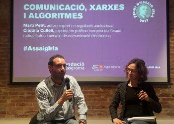 Martí Petit i Cristina Cullell