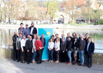 Participants a l'Assemblea General de la Coppieters Foundation