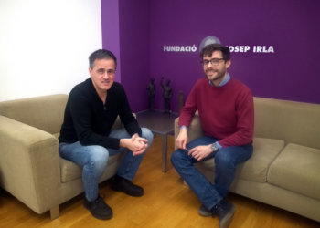 Lluís Burillo guanya la Beca d'Estudis Històrics President Irla 2019