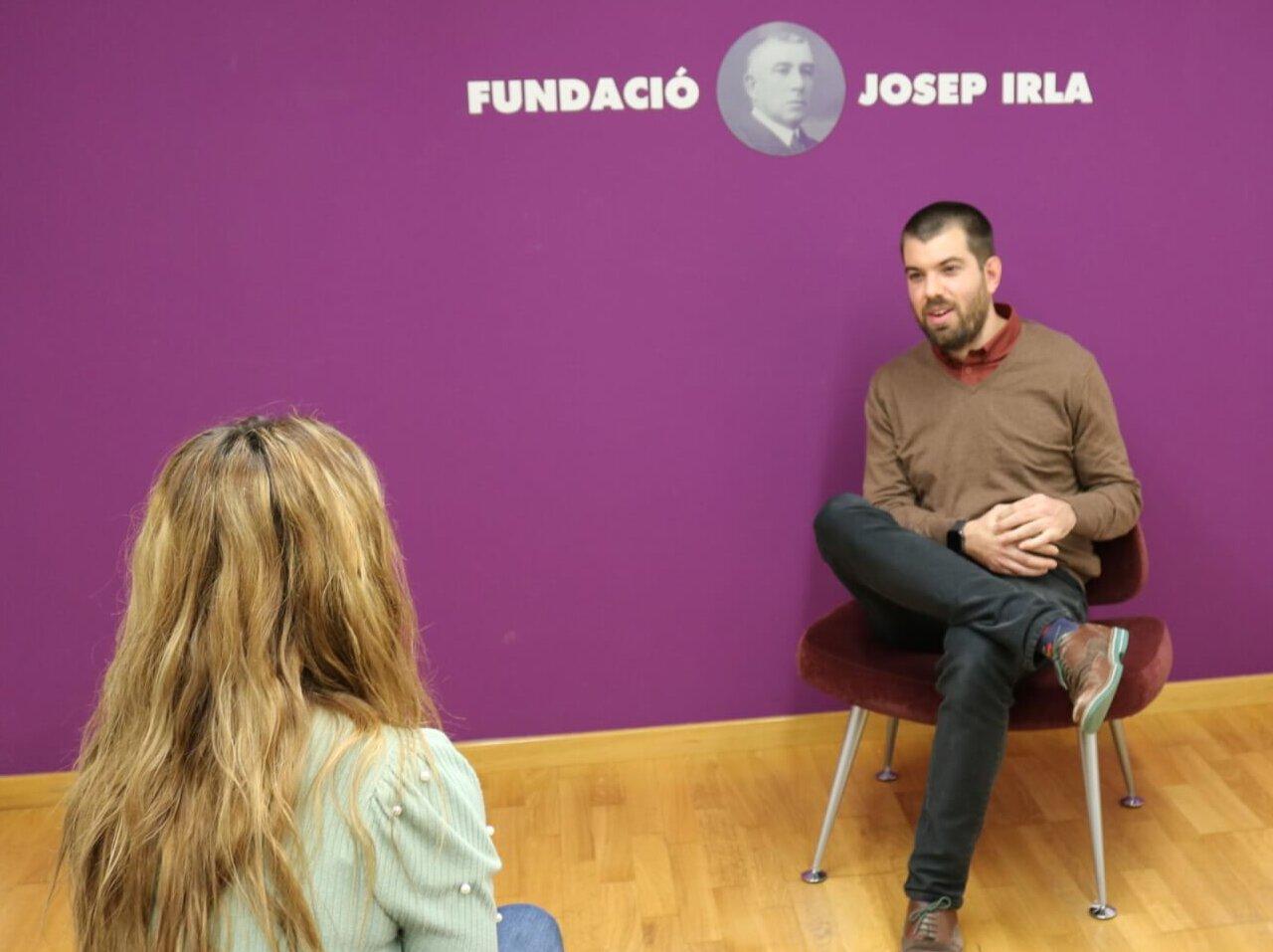 Entrevista a Joan Cuevas